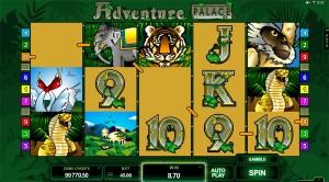 adventure palace slot review