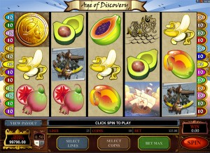 age of discovery slot review
