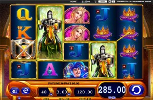 black knight 2 slot review
