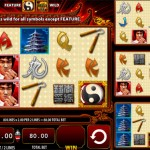 bruce lee dragons tale slot review