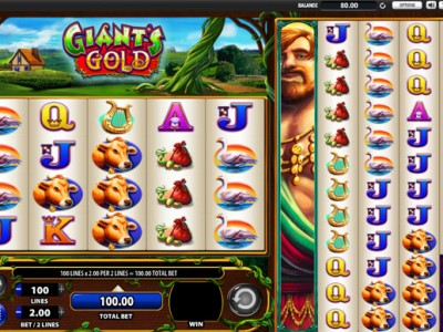 giants gold slot review