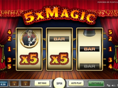 5xmagic slot review