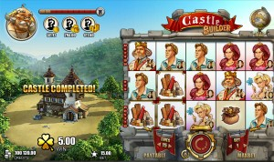 castle builder slot review