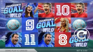 champions goal slot review