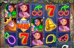 electric sam slot review