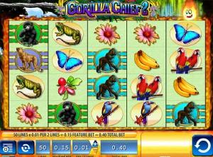 gorilla chief 2 wms slot review