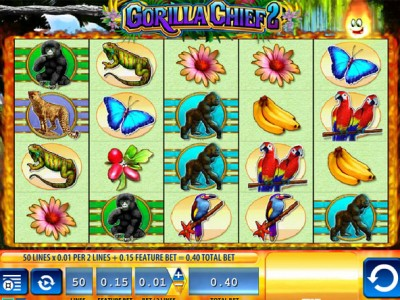 gorilla chief 2 wms slot review