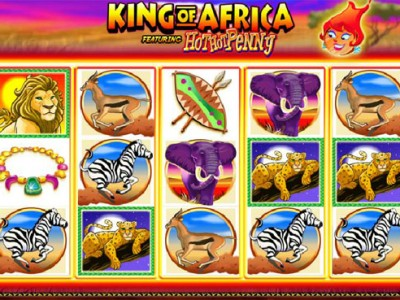 king of africa slot review