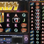 kiss shout it out loud wms slot review