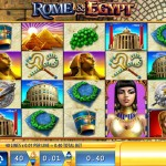 rome and egypt wms slot review