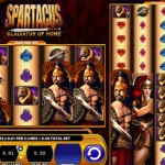 spartacus wms slot review