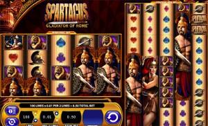 spartacus wms slot review