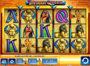 temptation queen wms slot review