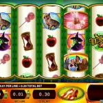 wizard of oz ruby slippers wms slot review