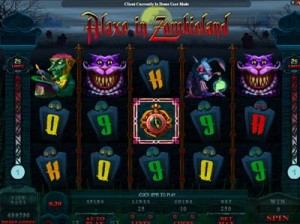 alaxe in zombieland online slots review