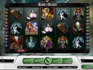 blood suckers online slots review