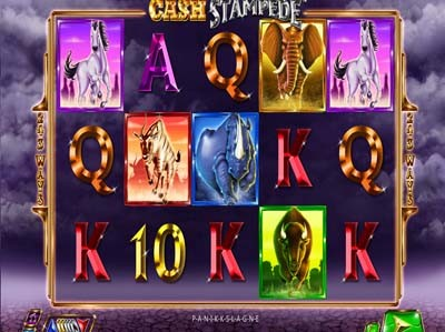 cash stampede review slots