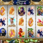 diamond dogs netent slots
