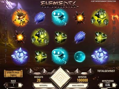 elements slot review