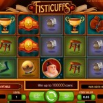 fistcuffs slot review