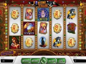 fortune teller slot review