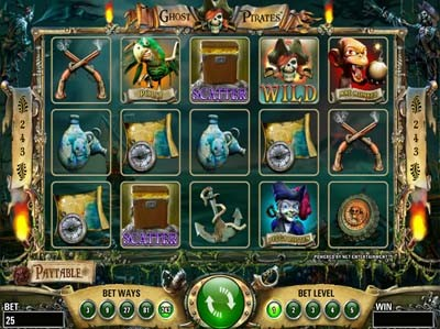 ghost pirates netent online slots