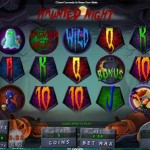 haunted night online slot machine