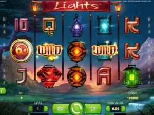lights slot review