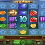 netent reel rush slot