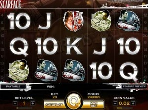 scarface casino slot review