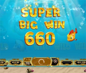 take screenshot of slot win