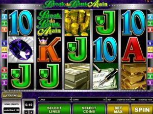 break da bank again slot review