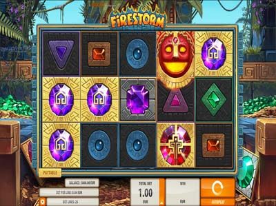 firestorm slot review