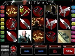 hitman slot microgaming
