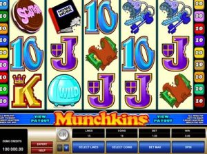 munchkins slot review