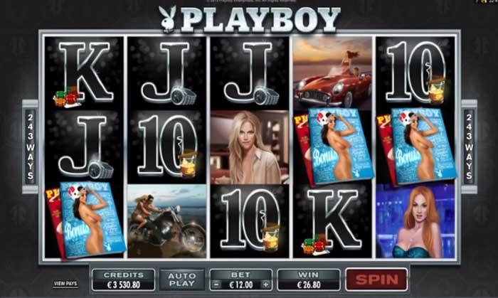 playboy bonus trigger