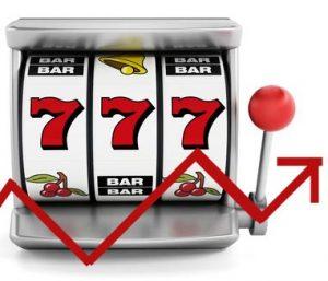 slot machine variance