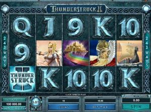 thunderstruck 2 slot review by microgaming