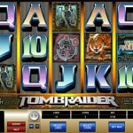 tomb raider slot review