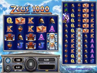 zeus 1000 slot review