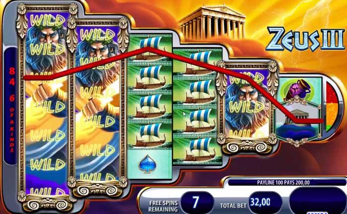 zeus3 big win