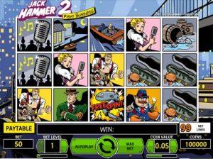 jack hammer 2 slot review