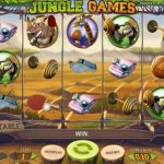 jungle games slot review