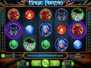 magic portals slot review