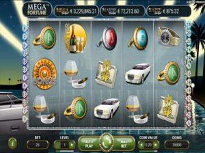 mega fortune jackpot slot review