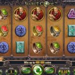 secret code slot review