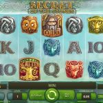 secret of the stones slots review