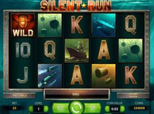 silent run slot review