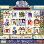alices adventure progressive slot