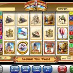 around the world ash gaming slots